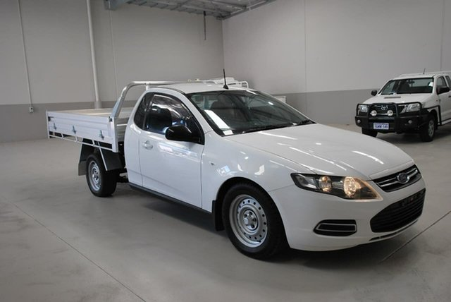 Used Ford Falcon EcoLPi Super Cab, Kenwick, 2013 Ford Falcon EcoLPi Super Cab Cab Chassis