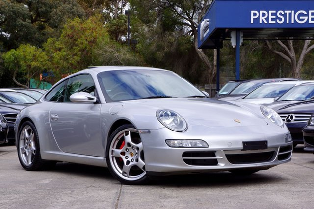 Used Porsche 911 Carrera S, Balwyn, 2005 Porsche 911 Carrera S Coupe