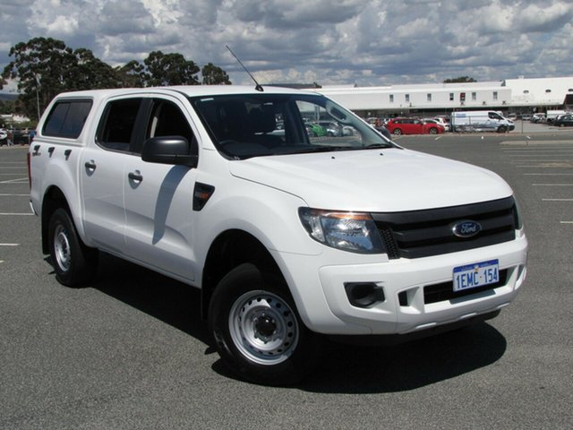Used Ford Ranger XL Double Cab 4x2 Hi-Rider, Maddington, 2011 Ford Ranger XL Double Cab 4x2 Hi-Rider Utility