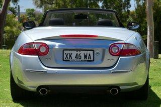 2006 Jaguar XK Convertible.