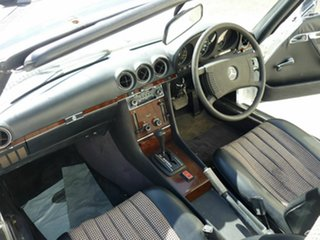 1978 Mercedes-Benz 450SL Roadster.