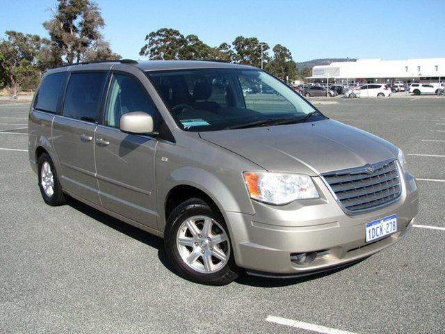 Used Chrysler Grand Voyager Touring, Maddington, 2009 Chrysler Grand Voyager Touring Wagon