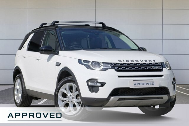 Discounted Used Land Rover Discovery Sport SD4 HSE, Southport, 2016 Land Rover Discovery Sport SD4 HSE Wagon