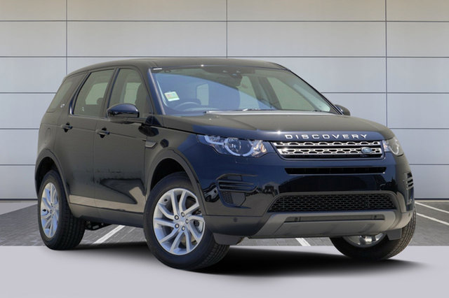 Discounted Demonstrator, Demo, Near New Land Rover Discovery Sport TD4 110kW SE, Southport, 2018 Land Rover Discovery Sport TD4 110kW SE Wagon