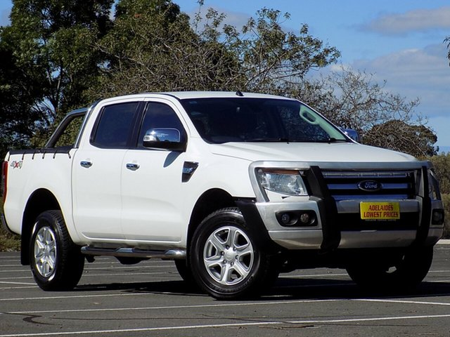 Used Ford Ranger XLT Double Cab, 2014 Ford Ranger XLT Double Cab Utility
