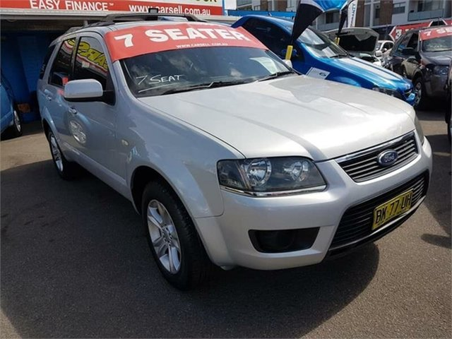 Used Ford Territory TX, Campbelltown, 2009 Ford Territory TX Wagon