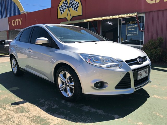 Used Ford Focus Trend PwrShift, Toowoomba, 2012 Ford Focus Trend PwrShift Sedan