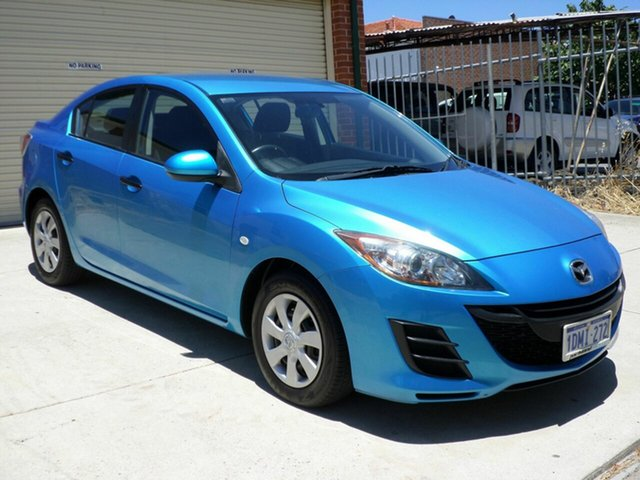 Used Mazda 3 Neo Activematic, Mount Lawley, 2010 Mazda 3 Neo Activematic Sedan