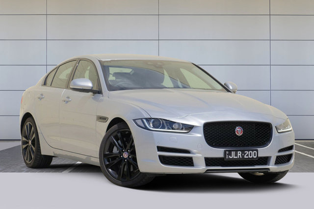 Discounted Demonstrator, Demo, Near New Jaguar XE 20T Prestige, Southport, 2017 Jaguar XE 20T Prestige Sedan