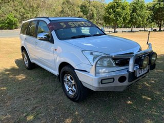 2010 Great Wall X240 (4x4) Wagon.