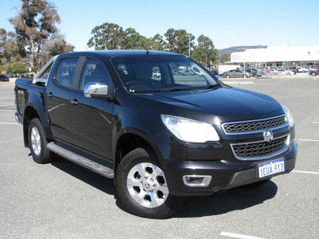 Used Holden Colorado LTZ Crew Cab, Maddington, 2015 Holden Colorado LTZ Crew Cab Utility