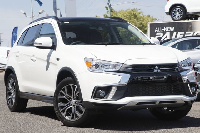New Mitsubishi ASX Exceed 2WD, Bowen Hills, 2019 Mitsubishi ASX Exceed 2WD Wagon