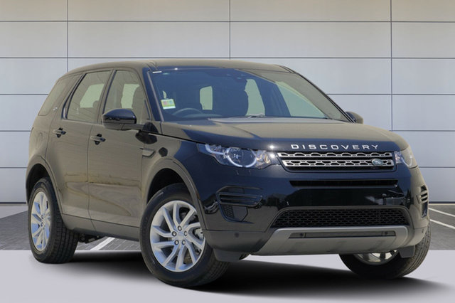 Demonstrator, Demo, Near New Land Rover Discovery Sport TD4 110kW SE, Southport, 2018 Land Rover Discovery Sport TD4 110kW SE Wagon