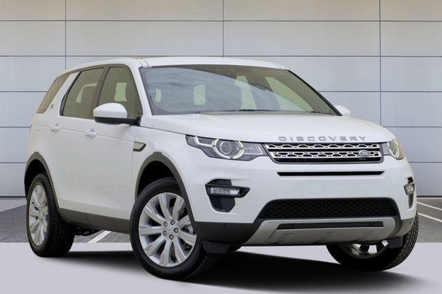 New Land Rover Discovery Sport TD4 110kW HSE, Southport, 2018 Land Rover Discovery Sport TD4 110kW HSE Wagon