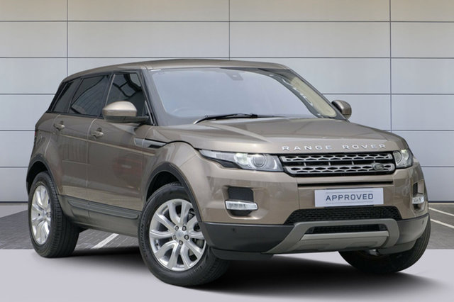 Discounted Used Land Rover Range Rover Evoque TD4 Pure, Southport, 2015 Land Rover Range Rover Evoque TD4 Pure Wagon