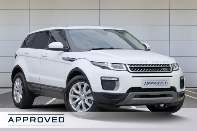 Discounted Used Land Rover Range Rover Evoque TD4 150 SE, Southport, 2016 Land Rover Range Rover Evoque TD4 150 SE Wagon