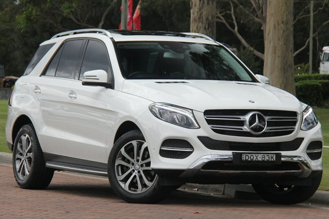Discounted Used Mercedes-Benz GLE250 d 9G-TRONIC 4MATIC, Warwick Farm, 2016 Mercedes-Benz GLE250 d 9G-TRONIC 4MATIC SUV