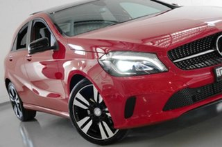 2016 Mercedes-Benz A180 D-CT Hatchback.
