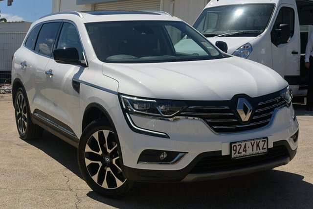 Discounted Demonstrator, Demo, Near New Renault Koleos S-Edition X-tronic, Warwick Farm, 2018 Renault Koleos S-Edition X-tronic Wagon