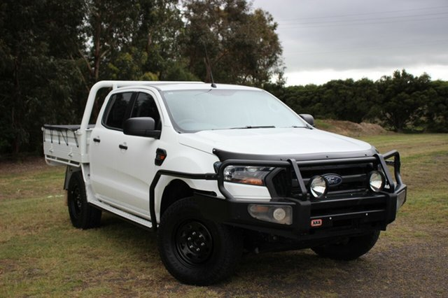 Used Ford Ranger XL Double Cab, Officer, 2016 Ford Ranger XL Double Cab Cab Chassis