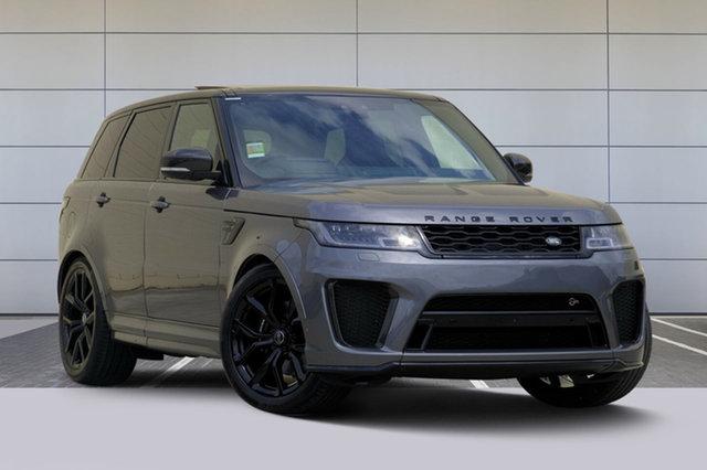 New Land Rover Range Rover Sport V8SC CommandShift SVR, Southport, 2018 Land Rover Range Rover Sport V8SC CommandShift SVR Wagon