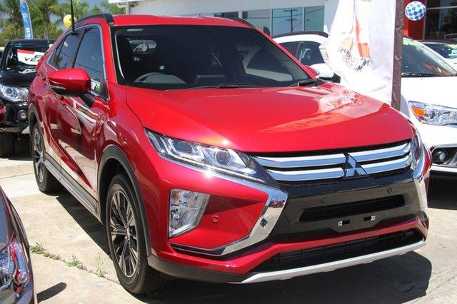 Demonstrator, Demo, Near New Mitsubishi Eclipse Cross ES 2WD, Beaudesert, 2018 Mitsubishi Eclipse Cross ES 2WD Wagon