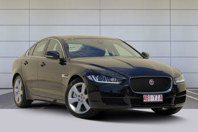 Discounted Demonstrator, Demo, Near New Jaguar XE 25T Prestige, Southport, 2016 Jaguar XE 25T Prestige Sedan