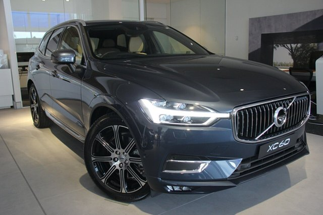 Discounted Demonstrator, Demo, Near New Volvo XC60 D4 AWD Inscription, Narellan, 2018 Volvo XC60 D4 AWD Inscription SUV