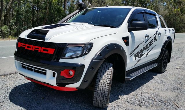 Used Ford Ranger XL Double Cab, Stapylton, 2013 Ford Ranger XL Double Cab Utility