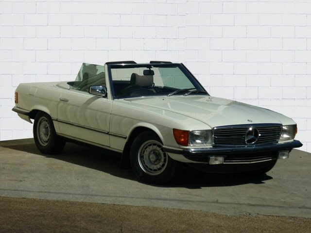 Used Mercedes-Benz 450SL, Moorooka, 1978 Mercedes-Benz 450SL Roadster