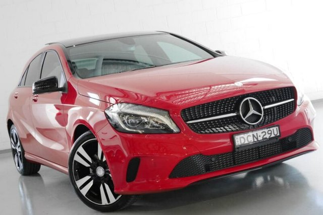Used Mercedes-Benz A180 D-CT, Warwick Farm, 2016 Mercedes-Benz A180 D-CT Hatchback