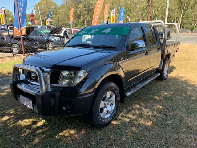 Used Nissan Navara ST-X (4x4), Clontarf, 2007 Nissan Navara ST-X (4x4) Dual Cab Pick-up