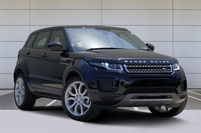 Demonstrator, Demo, Near New Land Rover Range Rover Evoque TD4 150 SE, Southport, 2017 Land Rover Range Rover Evoque TD4 150 SE Wagon