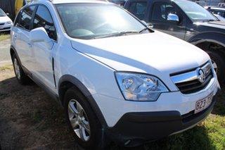 2011 Holden Captiva LX AWD Wagon.