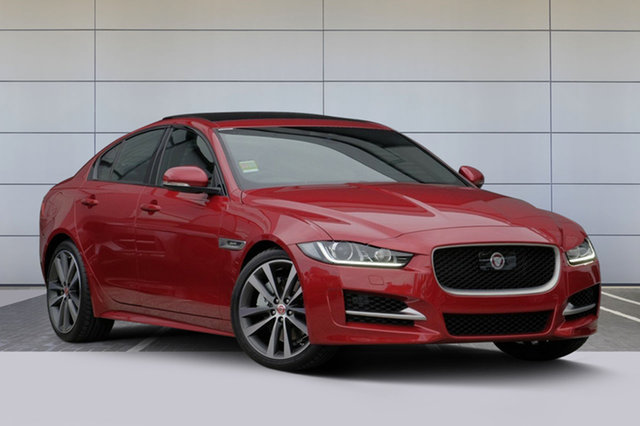 Demonstrator, Demo, Near New Jaguar XE 25t R-Sport, Southport, 2018 Jaguar XE 25t R-Sport Sedan