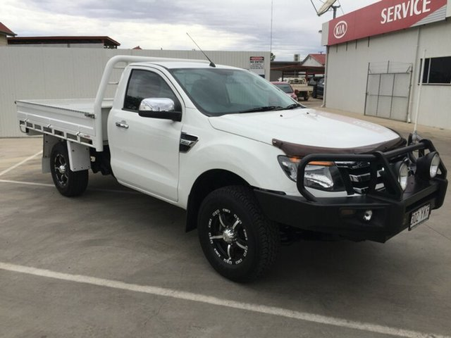 Used Ford Ranger XL, Toowoomba, 2014 Ford Ranger XL Cab Chassis