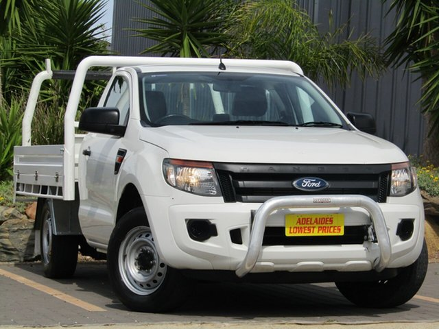 Used Ford Ranger XL 4x2, 2014 Ford Ranger XL 4x2 Cab Chassis