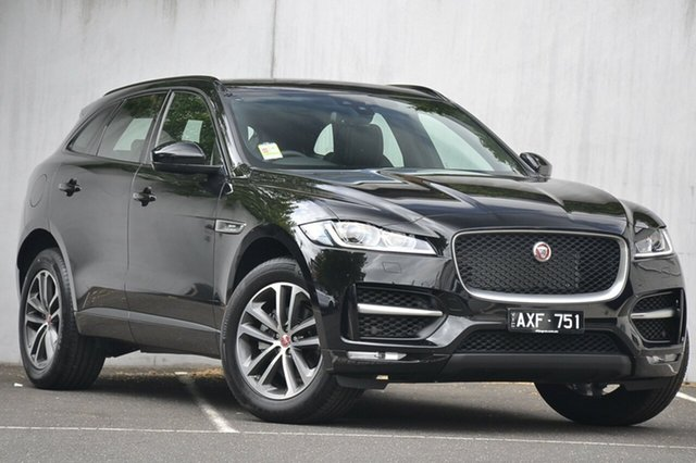 Discounted Demonstrator, Demo, Near New Jaguar F-PACE 25t AWD R-Sport, Malvern, 2017 Jaguar F-PACE 25t AWD R-Sport Wagon