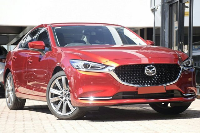 New Mazda 6 GT SKYACTIV-Drive, Cheltenham, 2019 Mazda 6 GT SKYACTIV-Drive Sedan