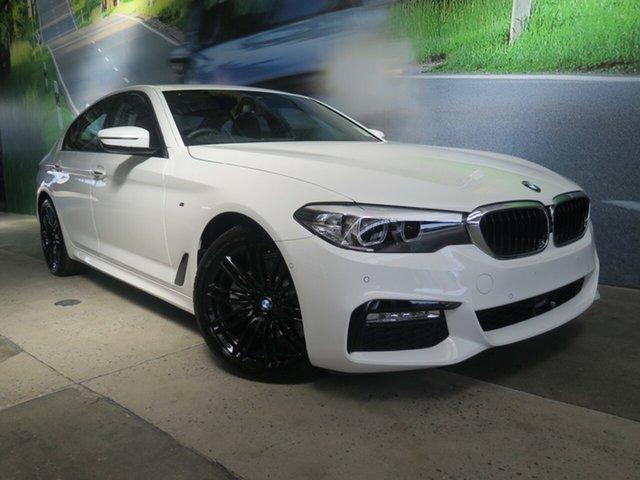 Used BMW 520d M Sport Steptronic, Osborne Park, 2017 BMW 520d M Sport Steptronic Sedan