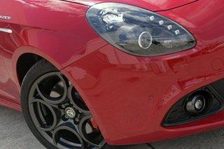 2018 Alfa Romeo Giulietta Veloce TCT Hatchback.