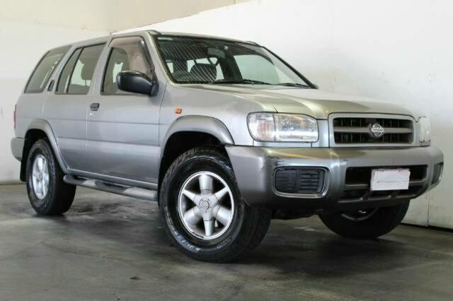 Used Nissan Pathfinder ST, Underwood, 2001 Nissan Pathfinder ST Wagon