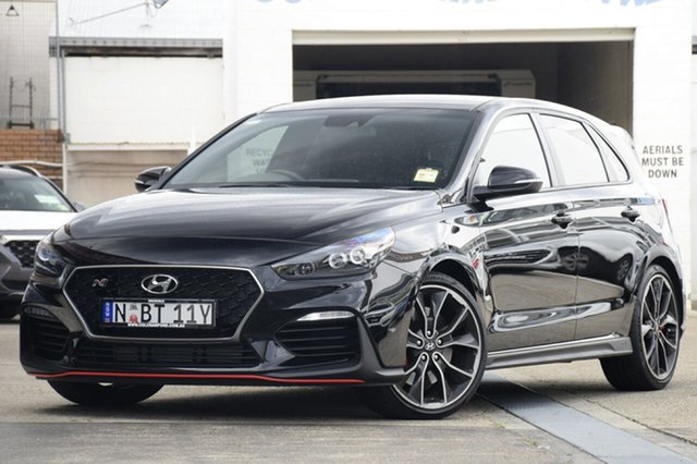 Demonstrator, Demo, Near New Hyundai i30 N Performance, Brookvale, 2018 Hyundai i30 N Performance Hatchback