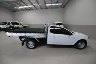 2011 Ford Falcon Super Cab Cab Chassis.