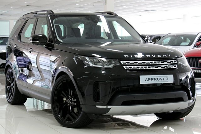 Land Rover Discovery TD6 HSE Luxury (190KW), Concord, 2017 Land Rover Discovery TD6 HSE Luxury (190KW) Wagon