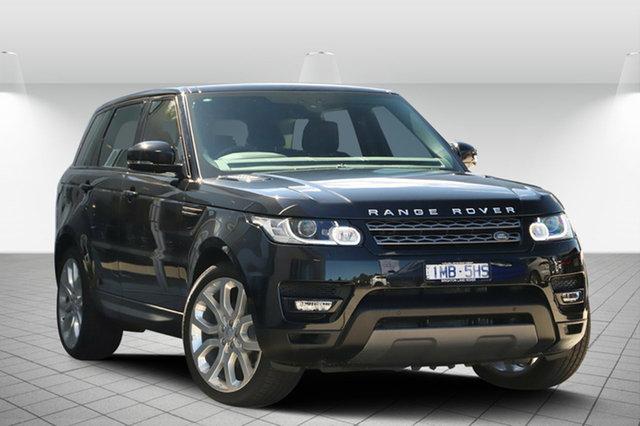 Discounted Demonstrator, Demo, Near New Land Rover Range Rover Sport TdV6 CommandShift SE, Gardenvale, 2017 Land Rover Range Rover Sport TdV6 CommandShift SE Wagon