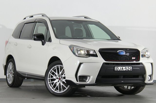 Discounted Used Subaru Forester tS CVT AWD, Southport, 2016 Subaru Forester tS CVT AWD SUV