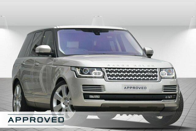 Discounted Demonstrator, Demo, Near New Land Rover Range Rover V8SC Autobiography, Gardenvale, 2017 Land Rover Range Rover V8SC Autobiography Wagon