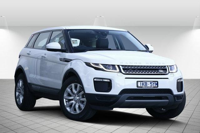 Discounted Demonstrator, Demo, Near New Land Rover Range Rover Evoque SD4 240 SE, Gardenvale, 2017 Land Rover Range Rover Evoque SD4 240 SE Wagon