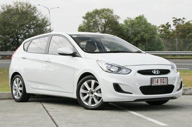 Used Hyundai Accent Sport, Indooroopilly, 2017 Hyundai Accent Sport Hatchback